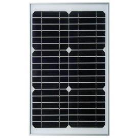 热销 中德太阳能电池板 ZD-30W 18V30W单晶多晶太阳能板