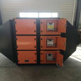 众鑫兴业低温等离子废气净化器 废气处理成套设备ZX-FQ