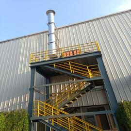 众鑫兴业环保设备工业油雾净化器加工定制 废气处理成套设备ZX-FQ