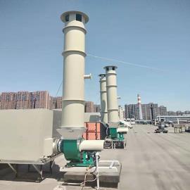 众鑫兴业环保实验室化工厂酸碱废气处理设备 酸雾净化器加工定制ZX-FQ
