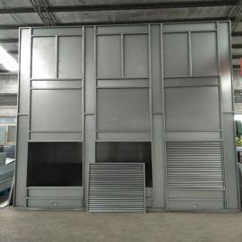 众鑫兴业铸造废气处理 铸造车间除尘技术 铸造业除尘设备 工业废气治理ZX-FQ