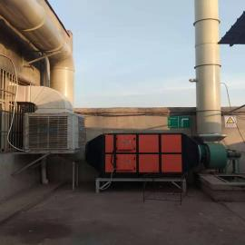 众鑫兴业工业环保机械油雾净化器废气治理设备除雾除油装置ZX-FQ