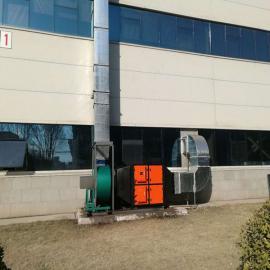 众鑫兴业油烟净化器 淬huo油烟净化设备 fei气净化