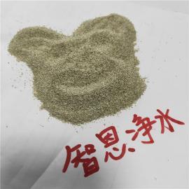 智恩牌沸石滤料一天然矿石一污水过滤除氨氮16-32