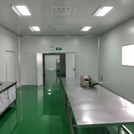 俊恒 食品厂车间净化工程装修