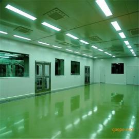 洁净车间-无菌室洁净室十万级施工
