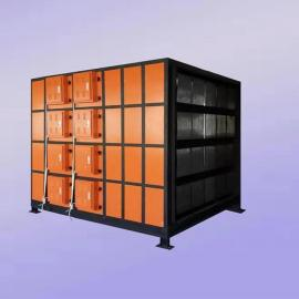 众鑫兴业油雾净化器 环保 淬火回火炉热处理油烟净化 废气处理设备ZX-Fq