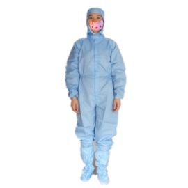 JCL订做防静电防尘连体工作服