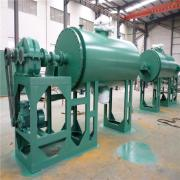 黄原酸钠真空耙式干燥机ZPG