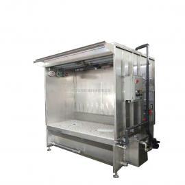玉澄湿式防爆除尘器|金属打磨|铝合金轮毂打磨粉尘处理设备YCA7.5-5.5EX
