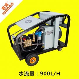 君道(JUNDAO)350公斤压力冷水高压清洗机塔吊翻新PU350