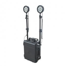 鼎轩照明便携式移动照明系统2*40W应急泛光灯SR-072A