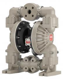 英格索兰气动隔膜泵EXP/PRO