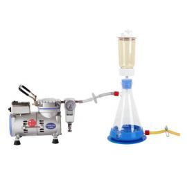 真空过滤系统R300A含抽滤泵和1L过滤瓶