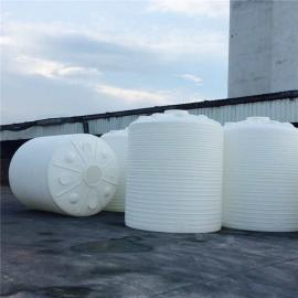 力加3吨立式PE储罐3000升白色塑料储罐尺寸PT-3000L