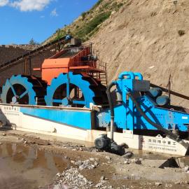 隆zhong带式压lv机洗砂零排放处理 环bao洗砂生产线pei置