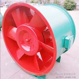 正和 HTF系列消防高温排烟轴流通风机HTF-III-9