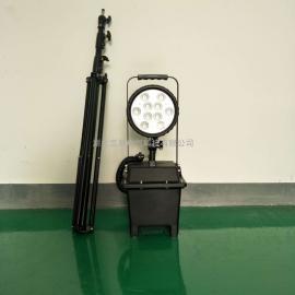 言泉电气bz5300c30W大功率升降工作灯