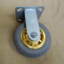 天生才6寸静音定向脚轮定制静音定向脚轮定制尺寸