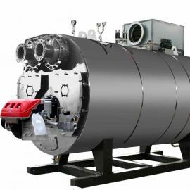 恒安ZKN0.7-85/60-YQ卧式燃油燃气真空热水锅炉