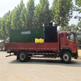 小宇WSZ小型SBR工艺一体化污水处理设备