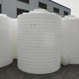 绿明辉滚塑成型液体储存罐1000L塑料储罐厂家直销