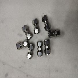 不锈钢端直通全系列高压卡套式液压接头GB3733.1-16#
