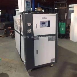 山井密封式工业冷水机SJA-3VC