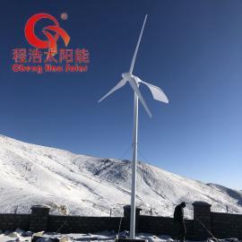 程浩昌 都邦达机场通讯100kw风光互补发电系统 风力发电机CH-FG-100KW