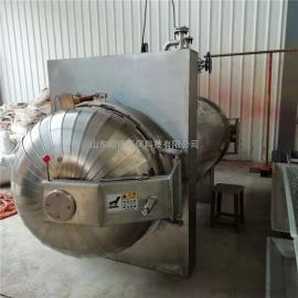 翰德病死动物高温化制灭菌设备 不锈钢1吨湿化机HDXHJ-1000
