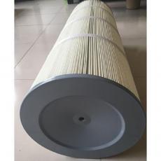 --华威除尘滤芯滤筒方形圆形可定制覆膜除尘滤筒