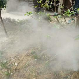 绿森人造雾设备 冷雾系统 高压造雾设备安装LS-30