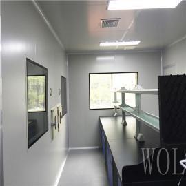 WOL设计 建设 洁净实验室工程WOL-JJ200