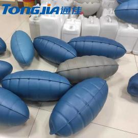 通佳养殖网箱吹塑机 PE浮球生产设备 Φ500*900浮桶生产线TJ-HB160L/SP