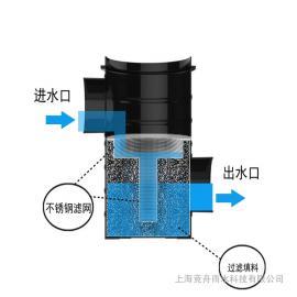 竞舟雨水自动过滤器 雨水收集系统JZRF-200,JZRF-300