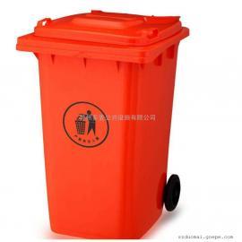 多麦环保垃圾桶挂车垃圾桶支持定做240L