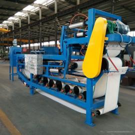 中科贝特洗砂灰泥泥浆处理设备带式污泥脱水机操作简单环保达标RBYL