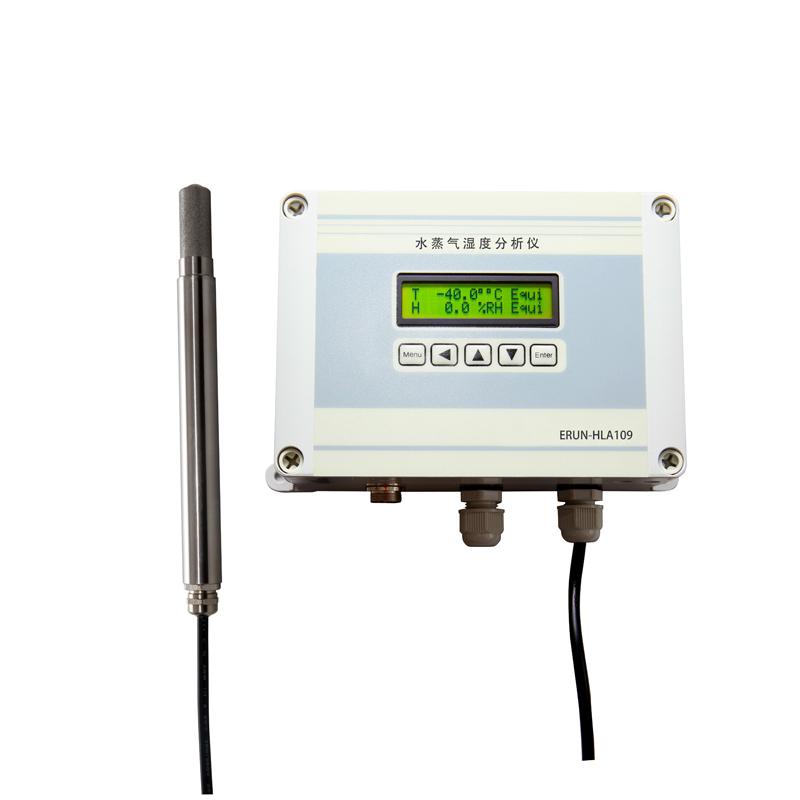 水蒸气湿度分析仪 ERUN-HLA109 水蒸气检测仪