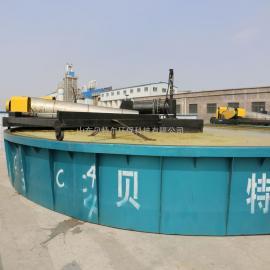 BTE高效浅层气浮机 造纸厂废水处理设备 贝特尔环保 品质优ZCQJ