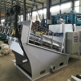 BTE贝特尔叠螺式污泥脱水机 养殖场粪便处理设备 品质优BDL