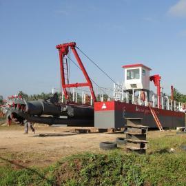 金盟 鄂尔绞吸式清淤船工厂 高品质清淤船 10寸