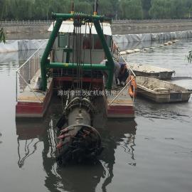 jin盟 小型河dao清淤船定制 河dao清淤she备工厂直营 6寸