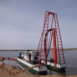 金盟 国内吸沙船经销商 射吸式抽沙船定制工厂 10寸