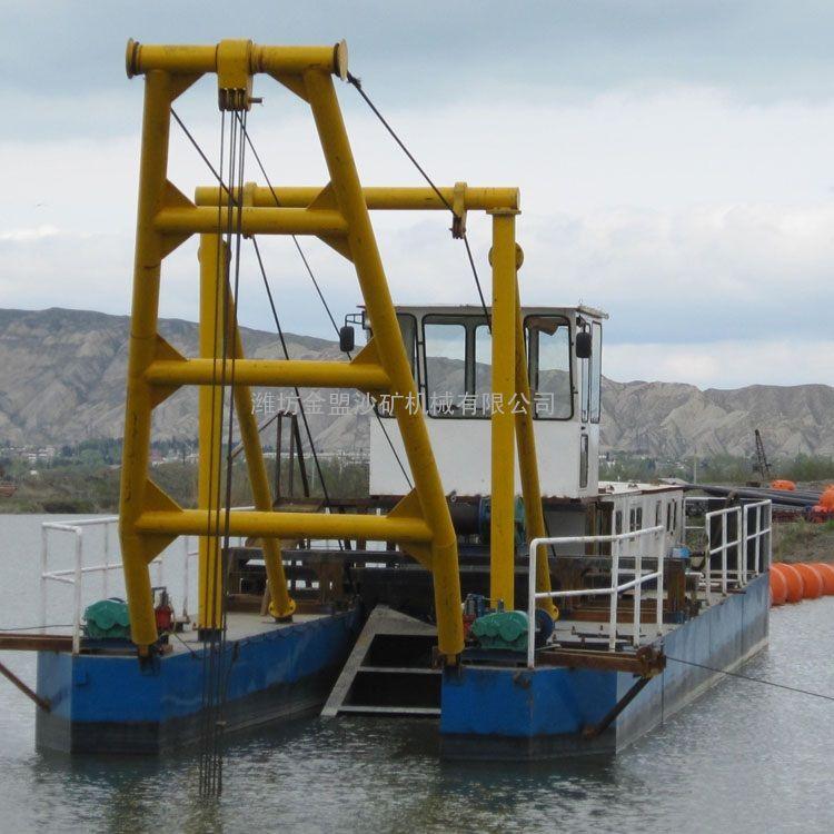 金盟小型�g吸式抽沙船�a量配置�虿�蛴�12寸