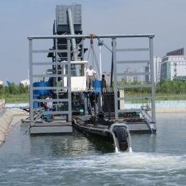 金盟 非洲采sha船类型 河道专用抽sha船 8cun