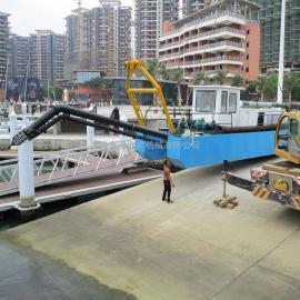 金盟十寸射吸式抽沙船船体尺寸 抽沙船参数10寸