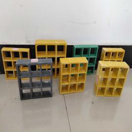 民用建筑玻璃钢格栅生产30mm格栅泽润
