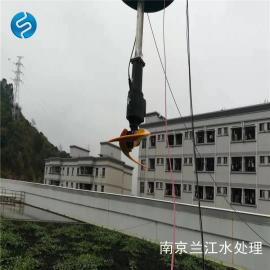 LHJ-1600-2.2浮筒式��水推流器�m江