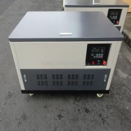 凯汇成 30kw 车载静音型 水冷汽油发电机 单叁相可选 电动 KH36000W