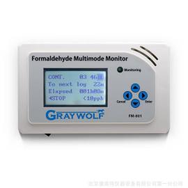 美国GRAYWOLFFM801多模式甲醛检测仪
